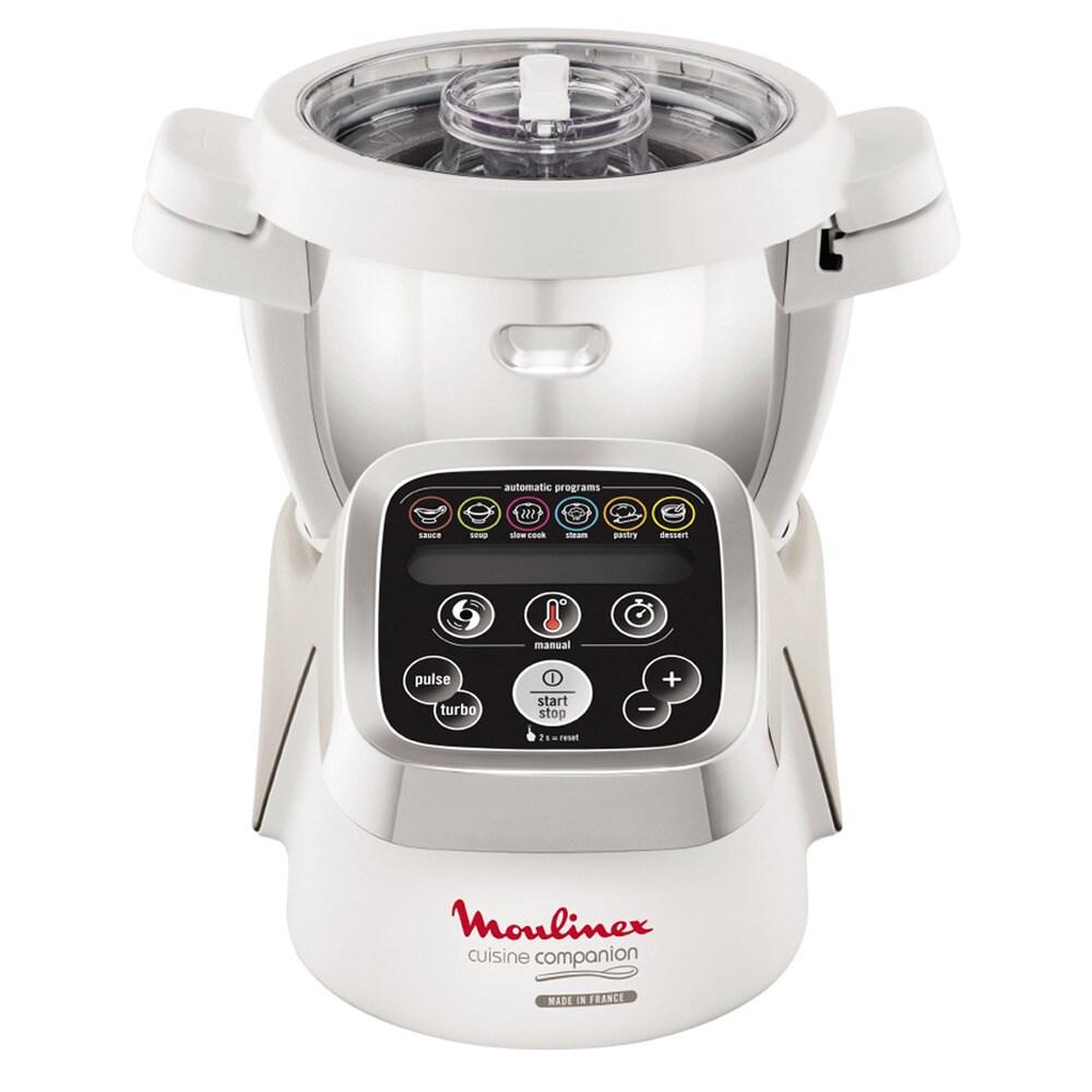 Robot de cocina moulinex cuisine companion con 6 programas - Robots de cocina opiniones ...