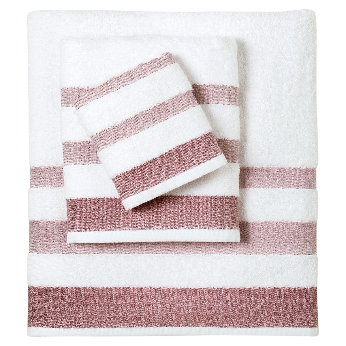 Dalini-Pintuck-matching-towel