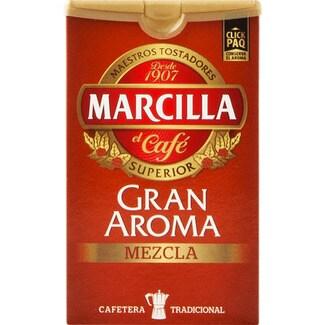 MARCILLA GRAN AROMA café molido mezcla paquete 250 g