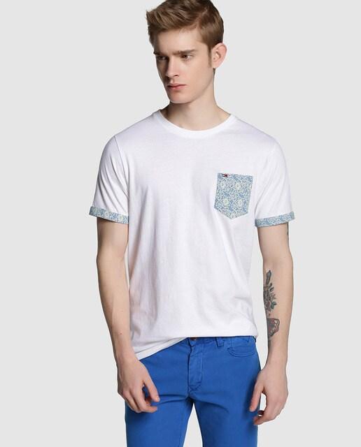 Camiseta de hombre de manga corta