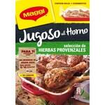 MAGGI JUGOSO AL HORNO pollo a las hierbas provenzales sobre 34 g
