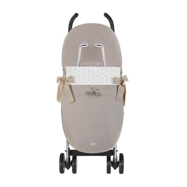 Saco universal de invierno uzturre polipiel para silla de paseo arena beb s el corte ingl s - Sacos silla bebe invierno ...