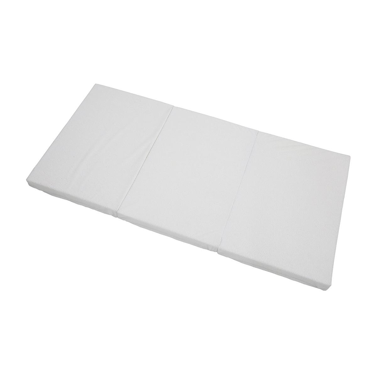 Matelas pliable bbest pour lit parapluie (60 x 120 cm)