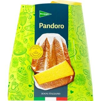 EL CORTE INGLES pandoro estuche 500 g