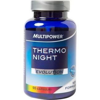 MULTIPOWER Thermo Night Evolution favorece el metabolismo de carbohidratos bote 46 g