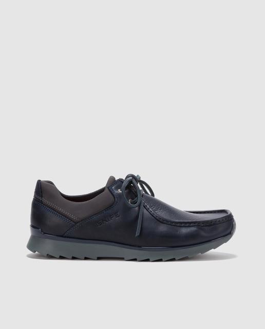 Chaussures à lacets Snipe beiges Casual femme Manchester Pas Cher En Ligne nitc7lu
