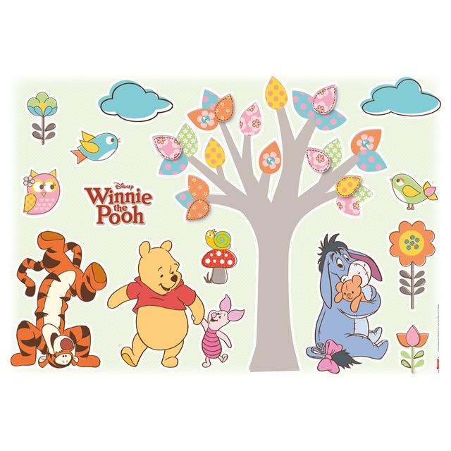 Sticker Winnie Pooh Nature Lovers La Maison
