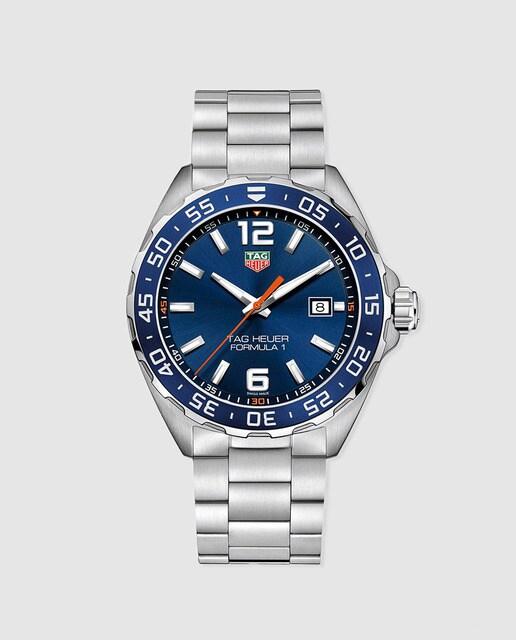 Reloj de hombre Tag Heuer Fórmula 1 WAZ1010.BA0842 de acero