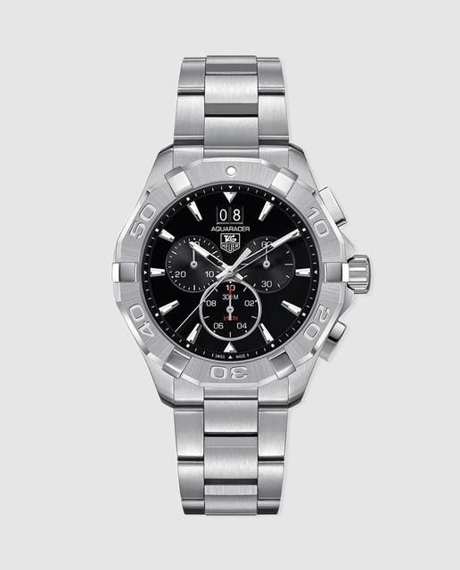 Reloj de hombre Tag Heuer Aquaracer CAY1110.BA0927 cronógrafo de acero