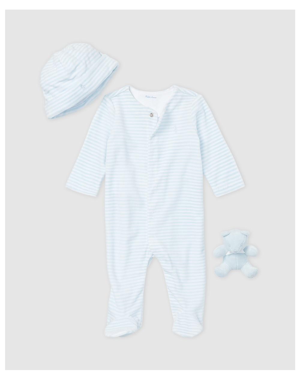 Pyjama   Polo Ralph Lauren à rayures