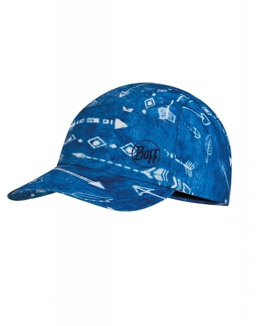 4ee1327cbc599 Gorra de niño poliéster azul estampado
