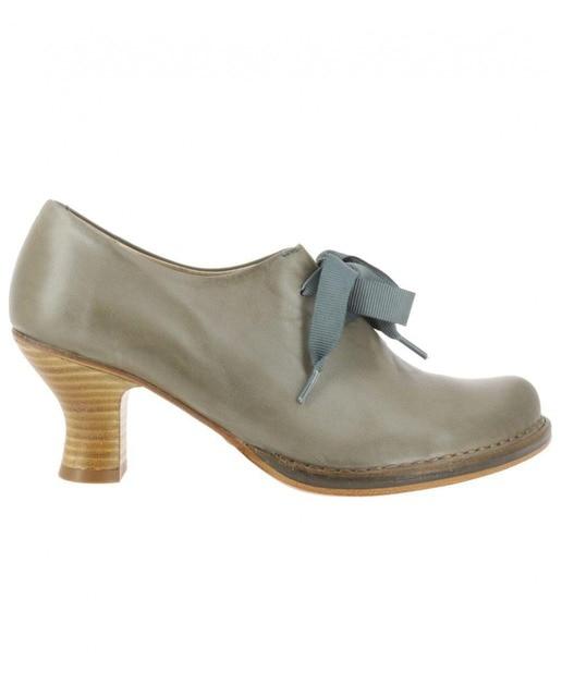 Neosens Zapatos de salón de mujer Neosens de piel gris