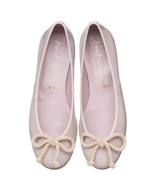 Pretty Ballerinas Bailarinas de mujer Pretty Ballerinas en charol rosa maquillaje