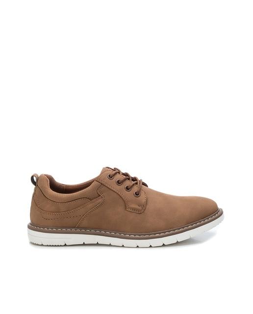 Xti Zapatos de cordones de hombre XTI en color marrón Marrón