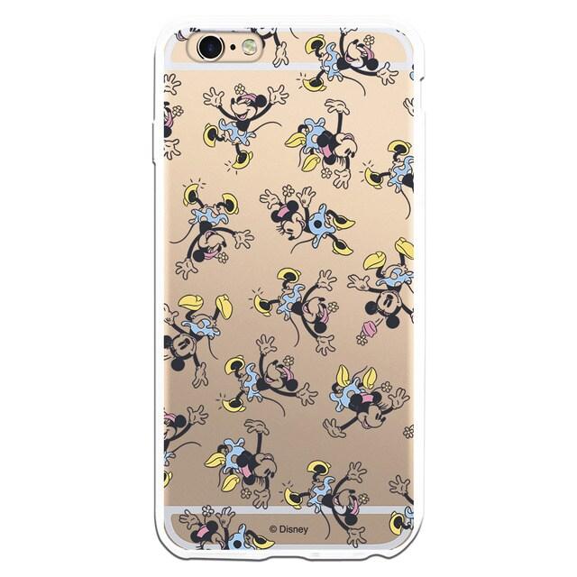 79b95441919 Funda para iPhone 6S Plus y iPhone 6 Plus Oficial de Disney Minnie Siluetas  Transparente de