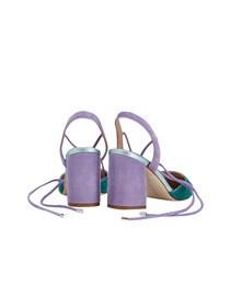 · Moda Zapatos Miss Color Mujer Ante De En Salón García Turquesa vwnN80Om