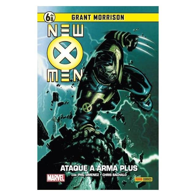 Coleccionable New X-Men #06. Ataque A Arma Plus.pdf