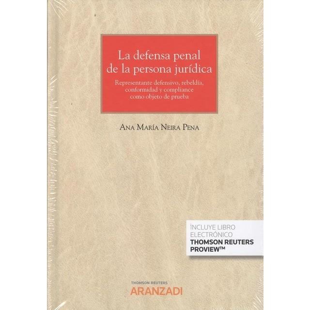 LA DEFENSA PENAL DE LA PERSONA JURÍDICA.pdf