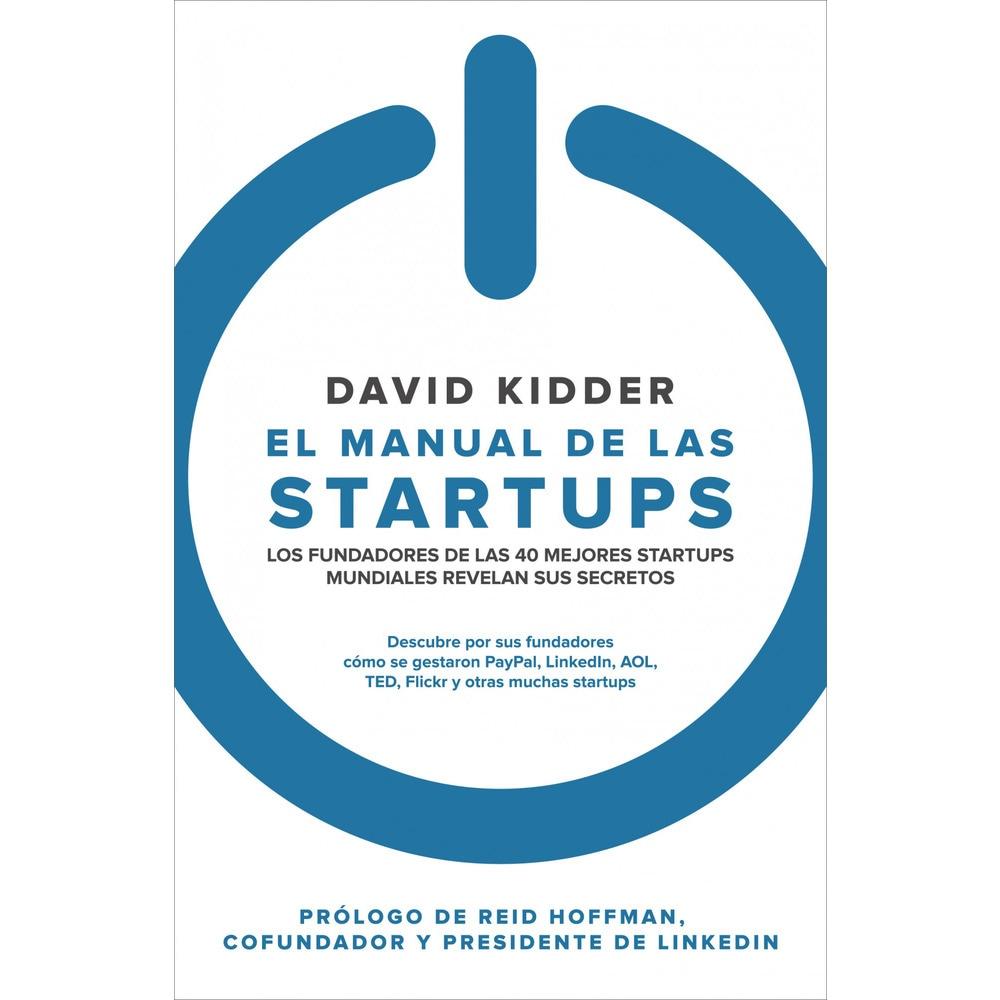 El manual de las startups (Tapa blanda)