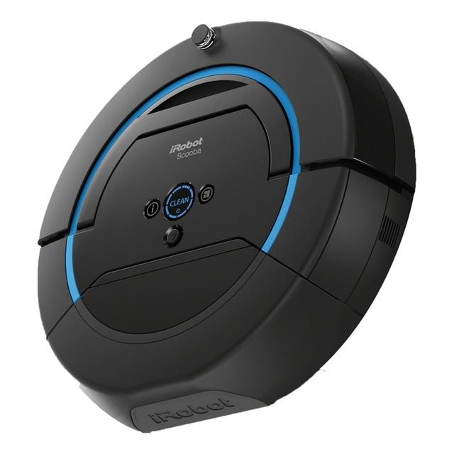 robot friegasuelos irobot scooba 450 con limpieza en 3 ciclos electrodom sticos el corte ingl s. Black Bedroom Furniture Sets. Home Design Ideas