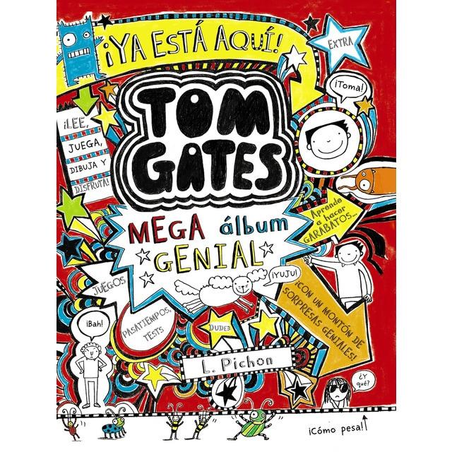 Tom gates: mega álbum genial.pdf