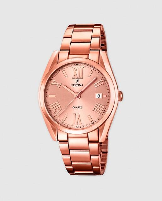 Reloj festina mujer acero