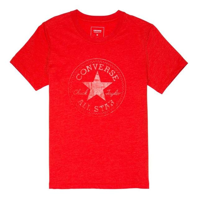 Camiseta de mujer Chuck Patch Trans Rubber Converse 5abd5376481e3