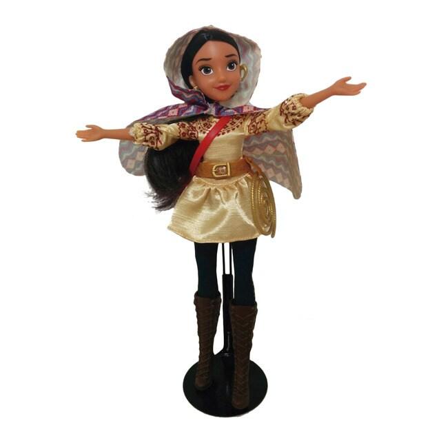 Princesa Elena De Aválor Vestido Aventuras Princesas Disney Hasbro