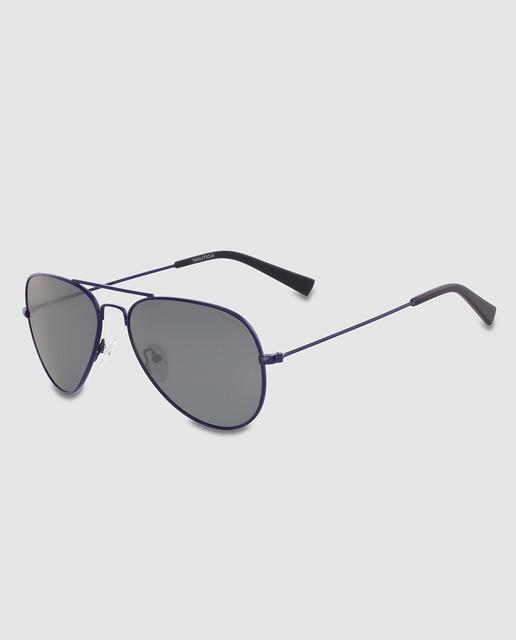 Nautica Gafas de sol de hombre N4616SP aviador azules