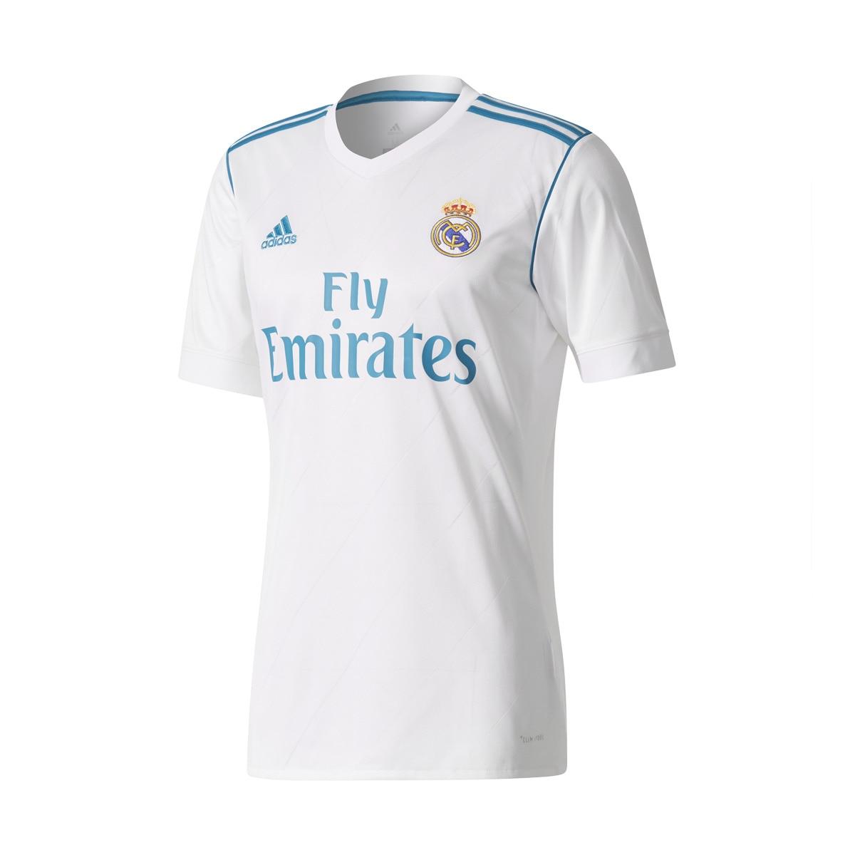 Maillot Domicile Real Madrid Homme