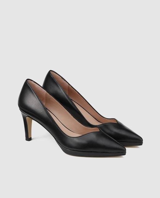 Gloria Ortiz Zapatos de salón de mujer Gloria Ortiz de piel en  color negro