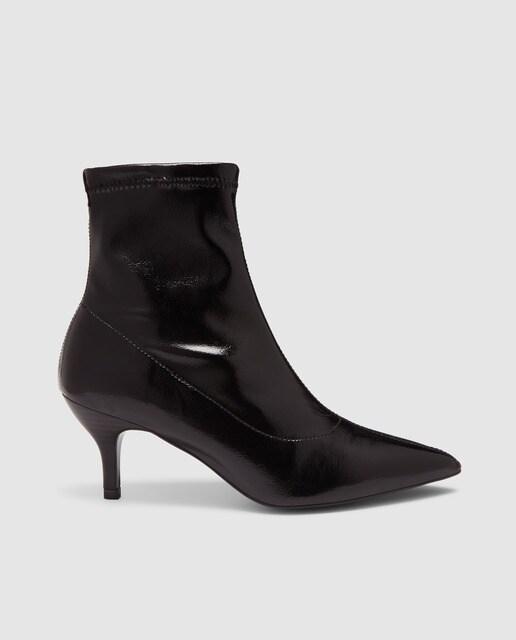 GO Gloria Ortiz Botín calcetín de mujer GO Gloria Ortiz de color negro