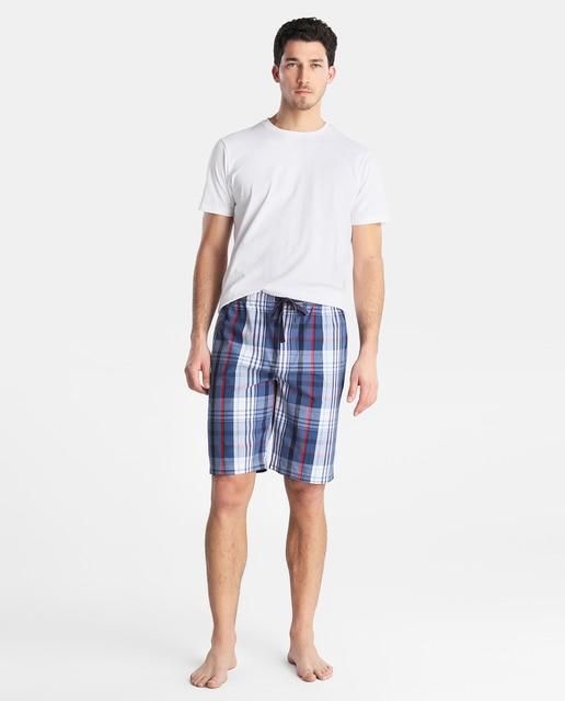 1a00ead335 Pantalón de pijama de hombre Unit Cuadros · Moda y Accesorios · Hipercor