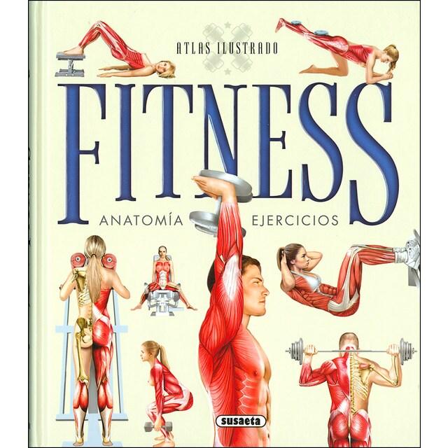Atlas ilustrado fitness, anatomía, ejercicios (Tapa dura) · Libros ...