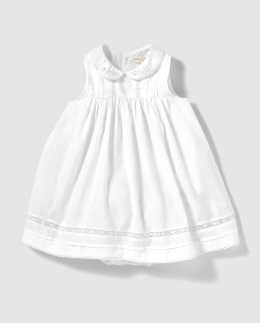 ecdd19a3d Vestido de niña Unit Bordado Inglés · Moda y Accesorios · Hipercor