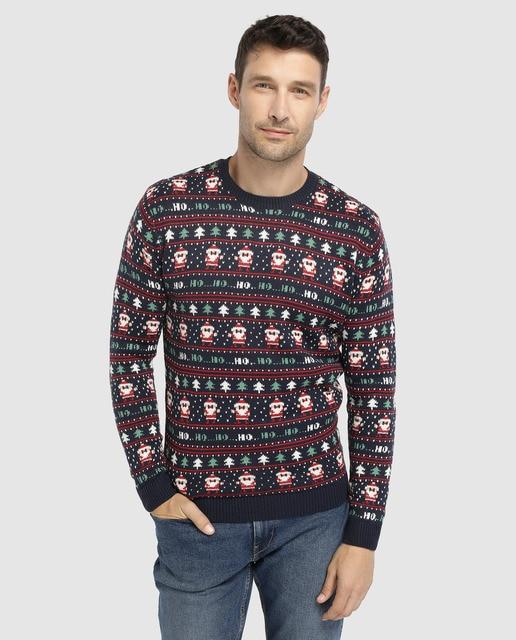 ea98cef2bf9f4 Jersey de hombre Unit Christmas · Moda y Accesorios · Hipercor