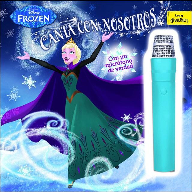 Frozen. Canta con nosotros: Libro con micrófono.pdf