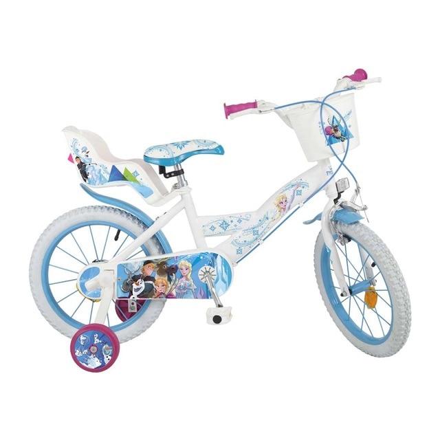 75adc523616f Bicicleta Frozen, el Reino de Hielo 16'' Toim