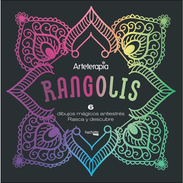Arteterapia. Rangolis. 6 dibujos mágicos.pdf
