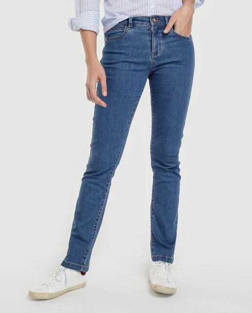 Comprar Pantalones vaqueros Pantalones Moda Mujer online · Moda y ... 14f29baa9fcc