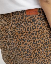 fc7a14f14499 Mini-saia de mulher Green Coast com animal print
