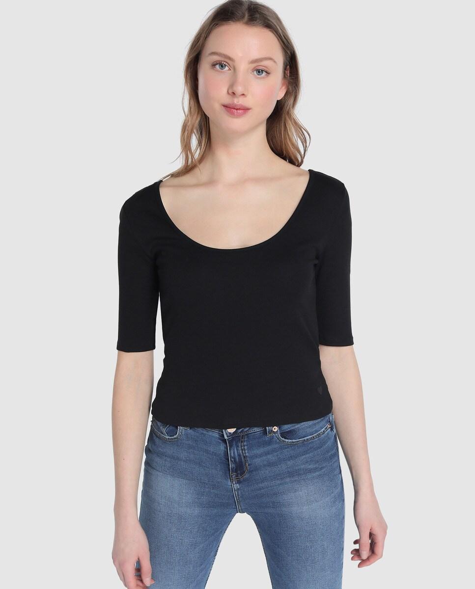 Camiseta Mujer Joven Rayas Fórmula Canalé De 0O8Pnwk
