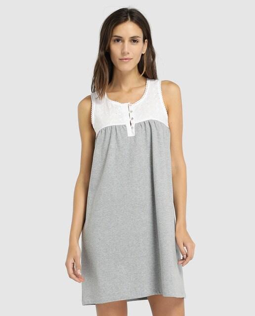 f950a44cdf Comprar Pijamas y camisones Moda Mujer online · Moda y Accesorios ...