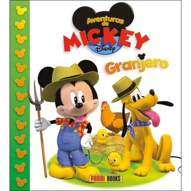 Las aventuras de mickey granjero.pdf