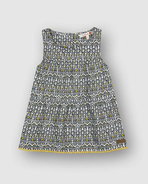 efc114e13 Blusón de niña Boboli estampado étnico · Boboli · Moda · El Corte Inglés