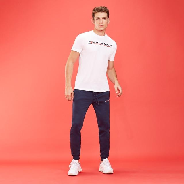 68a623ba514 Camisetas Ropa deportiva Tommy Hilfiger Sport Hombre · Deportes · El ...