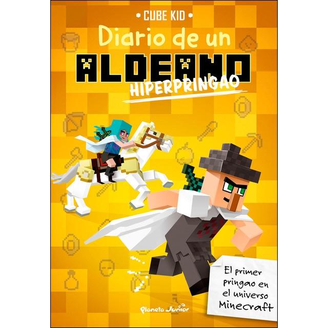 Minecraft. Diario de un aldeano hiperpringao.pdf