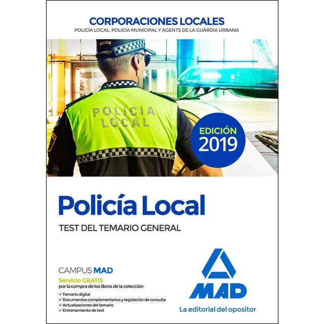 Policía local. Test del temario general.pdf