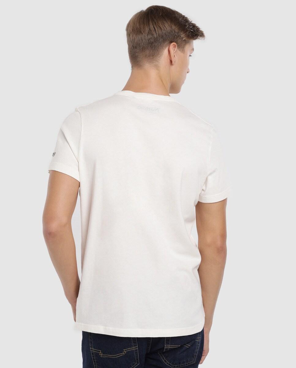 Manga Corta Camiseta De Hombre Clothing Crudo Norton sQBdrxohCt