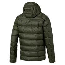 PUMA Pwrwarm Packlite Hd 600 Down Jacket in Army Green